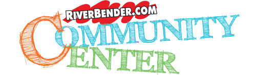 RiverBender.com Community Center Logo